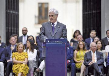 "Chile da nuevo paso para ""enterrar""  la era de Pinochet"