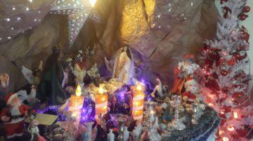 Las familias potosinas viven la Nochebuena