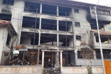 Develan que edificio del TED de Potosí se encuentra asegurado