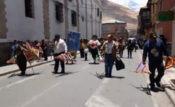 Celebran la Navidad en Potosí