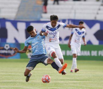 "San José golea a Blooming en el ""Jesús Bermúdez"""