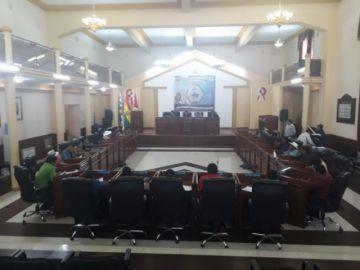 Asamblea alista informe de gestión con datos de comisiones legislativas