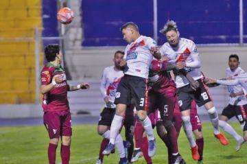 Nacional juega su última chance de ir a la Libertadores
