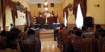 El Concejo Municipal desarrolla la última sesión del año