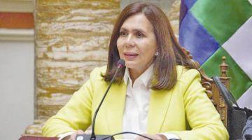 Canciller: instrucción para designar a hermana de Murillo llegó desde Palacio