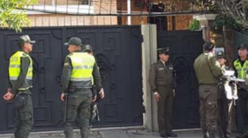 México condiciona diálogo con Bolivia a que levante resguardo policial a su legación diplomática