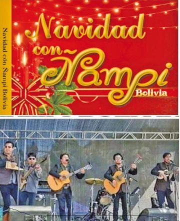 Ñampi presenta su nuevo disco en un concierto