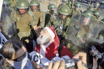 Chile: Prisión para policías acusados de torturas