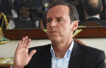 """Tuto Quiroga acusa a presidente de España de """"neocolonialismo criminal"""""""