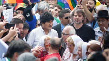 Evo Morales decide instalarse en la ciudad fronteriza de La Quiaca
