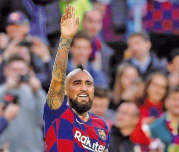 Vidal reclama al Barza 2,4 millones de euros
