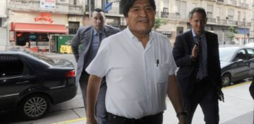 Evo Morales y dirigentes de su partido empiezan a definir campaña electoral