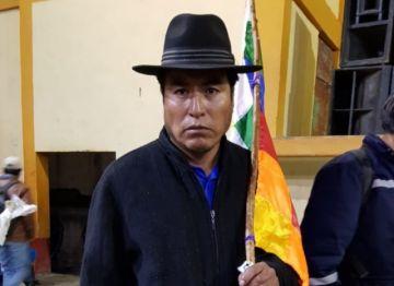 Sabino Ventura es el nuevo ejecutivo de la federación de campesinos