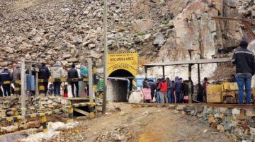 Bomberos reportan rescate de dos mineros que fallecieron en bocamina