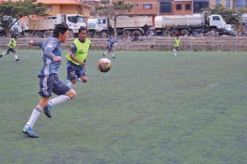 Icap y San Roque siguen en la cima de torneo de la Mutual