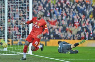 Liverpool vence a Wolverhampton