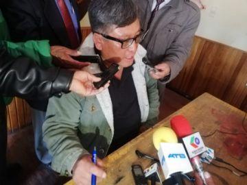 Comcipo denuncia que piezas de la cementera de Potosí son llevadas a Oruro