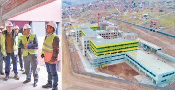 En enero abrirán los sobres para equipar hospital de tercer nivel