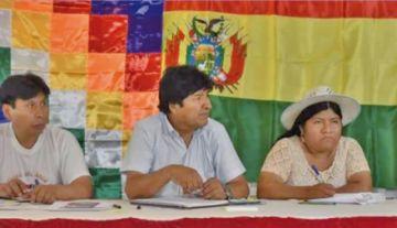 MAS decide elegir a su binomio el 19 de enero en Argentina