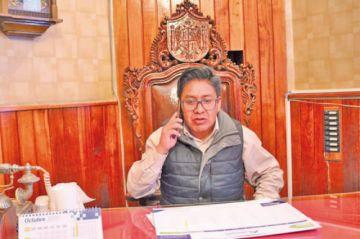 Alcalde no descarta la Acción Popular por el traslado de la feria