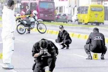 Colombia cierra el año con más de 10 mil homicidios