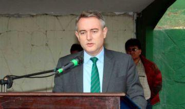 """Delegación de la Unión Europea considera """"inamistosa"""" la expulsión de diplomáticos españoles"""