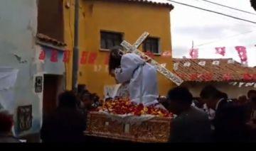 San Benito celebra fiesta del Señor de las Caídas