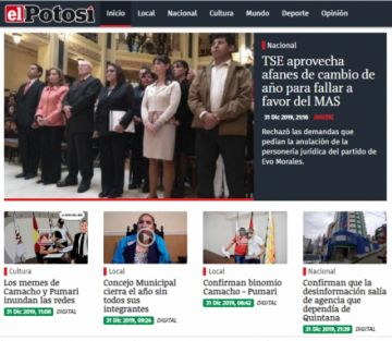 Camacho y Pumari vuelven a las portadas de la prensa nacional