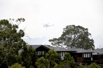 Australia: Se avivan incendios forestales