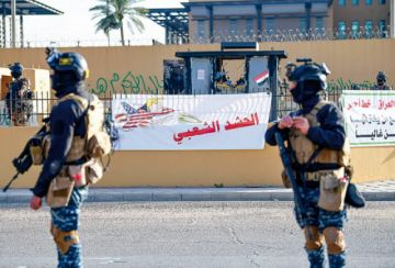 Baja la tensión en Embajada en Bagdad