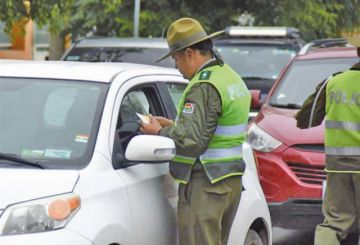 La Policía de Tránsito sacará de circulación a vehículos sin seguro