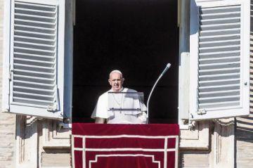 Francisco pidió perdón por reprender a una fiel