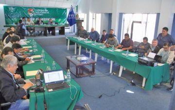 El comité ejecutivo de la FBF analizará el tema de descensos