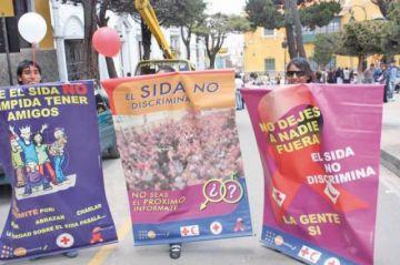 En el 2019 se registró 62 casos de VIH en el Departamento de Potosí