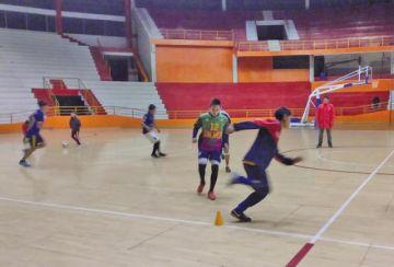 Deportivo Junín última detalles para jugar el nacional de futsal en Oruro