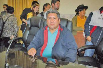 Víctor Hugo Sánchez es el gobernador de Chuquisaca