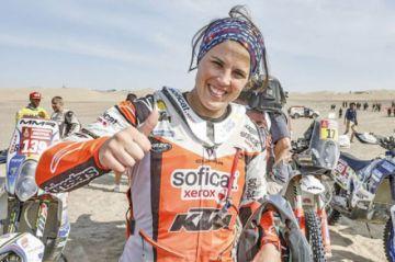 Solo habrá 12 mujeres en el primer Dakar en Arabia Saudí