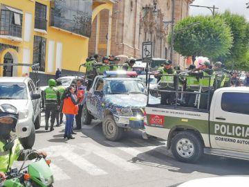 Inician el control del SOAT en el Departamento de Potosí