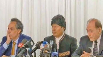 Plantean que titular del TSJ asuma Presidencia de Bolivia