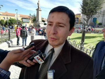 Ronald Baldivieso sigue siendo presidente del Tribunal Departamental de Justicia