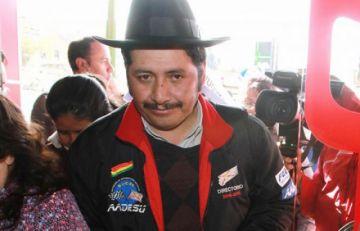 Gobernador de Chuquisaca Esteban Urquizu continuará en la cárcel