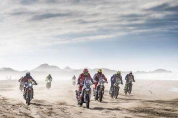 El Dakar en motos vivirá una enorme competitividad debido a sus grandes figuras