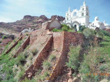 Inauguraron restauración del templo  de Manquiri