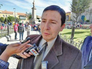 Baldivieso se mantiene como presidente del TDJ