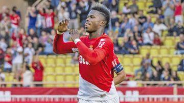Mónaco vence a Reims en el debut del técnico Robert Moreno