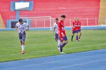 Selección potosina inicia trabajo para la Copa Bolivia