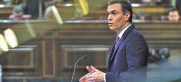 Increpan al presidente de España sobre el caso de encapuchados