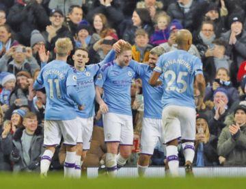 Manchester City acaba con  el sueño del Port Vale