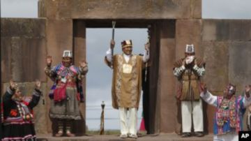 """Conozca el verdadero """"Juego de Tronos"""" que involucra a Bolivia"""