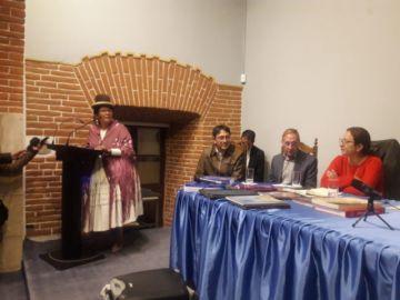 Ministra de Culturas se reúne con instituciones potosinas